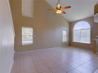 Round Rock Single Family Home For Sale: 17417 Toyahville Trl