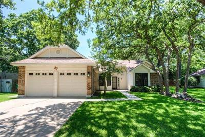Cedar Park Single Family Home For Sale: 411 Trumpet Vine Trl