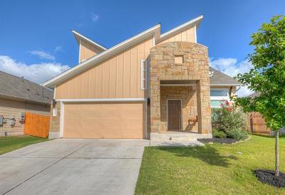 Austin TX Single Family Home For Sale: $320,000