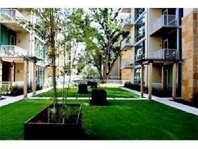 Austin Rental For Rent: 1600 Barton Springs Rd #3102