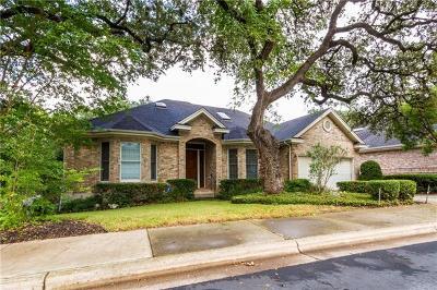 Austin Single Family Home Pending - Taking Backups: 7905 Comfort Cv