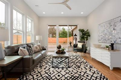 Single Family Home For Sale: 404 W North Loop Blvd #B