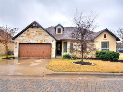 Cedar Park Single Family Home Pending - Taking Backups: 2904 Bellamy Cir