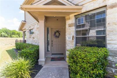 Austin Condo/Townhouse For Sale: 9201 Brodie Ln #902