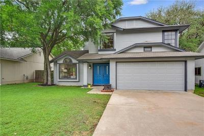 Austin Single Family Home For Sale: 4506 Velasco Pl