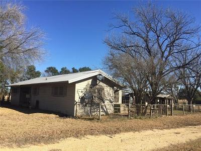Burnet County, Lampasas County, Bell County, Williamson County, llano, Blanco County, Mills County, Hamilton County, San Saba County, Coryell County Farm For Sale: 5800 N Highway 95