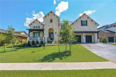 Austin, Lakeway Single Family Home For Sale: 310 Bisset Ct