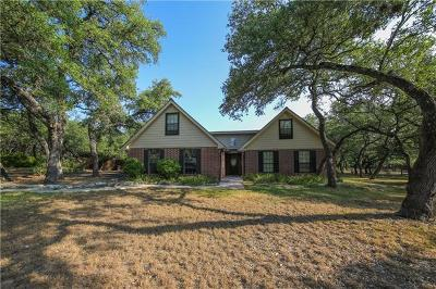 Wimberley Single Family Home For Sale: 21 Brookmeadow St