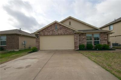 Elgin Single Family Home For Sale: 18333 Willow Sage Ln