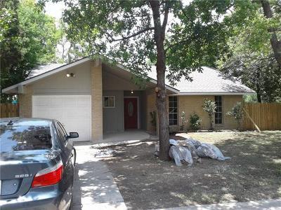Single Family Home Pending - Taking Backups: 6800 Windrift Way