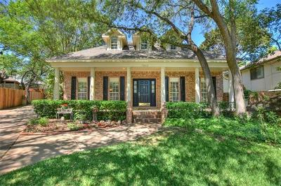 Austin Single Family Home For Sale: 7012 Quill Leaf Cv