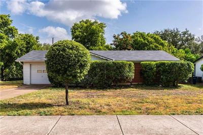 Austin Single Family Home For Sale: 108 E Powell Ln