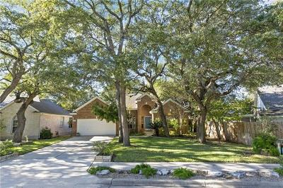 Cedar Park Single Family Home For Sale: 2100 Simbrah Dr