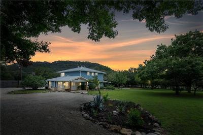 Wimberley Single Family Home For Sale: 304 Hub Dr