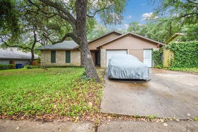 Austin Single Family Home For Sale: 2713 Deeringhill Dr