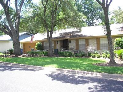 Austin TX Single Family Home For Sale: $714,990