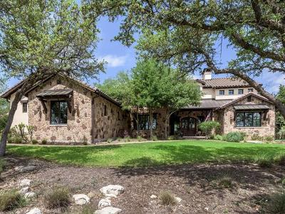 Austin Single Family Home Pending - Taking Backups: 12913 Hacienda Rdg