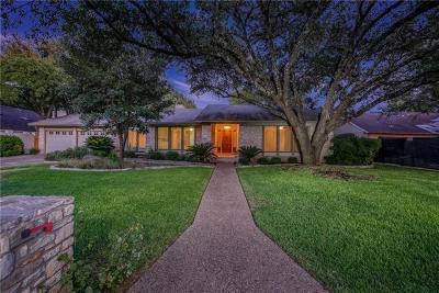 Hays County, Travis County, Williamson County Single Family Home For Sale: 7709 Ridgestone Dr
