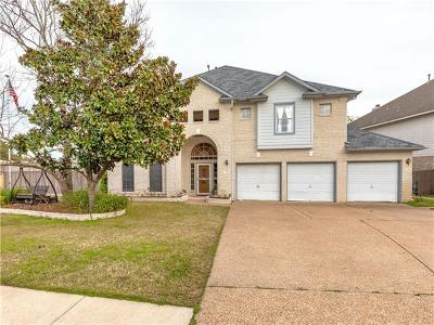 Austin Single Family Home For Sale: 16019 Dark Ln