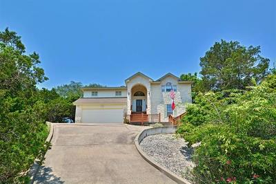Lago Vista Single Family Home Pending - Taking Backups: 5600 Arrowhead Dr