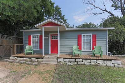 Austin Single Family Home For Sale: 1167 Ridgeway Dr