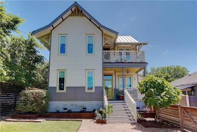 Austin Single Family Home Pending - Taking Backups: 1113 Angelina St