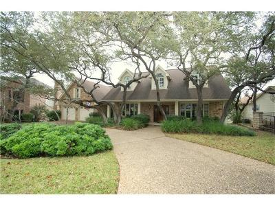 Travis County, Williamson County Single Family Home Pending - Taking Backups: 7412 Anaqua Dr