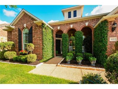 Austin Single Family Home For Sale: 602 Big Meadow Rd