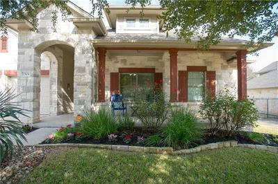 Travis County Single Family Home For Sale: 7304 Moon Rock Rd
