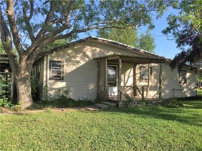 Refugio County, Goliad County, Karnes County, Wilson County, Lavaca County, Colorado County, Jackson County, Calhoun County, Matagorda County Single Family Home For Sale: 202 E Washington Ave