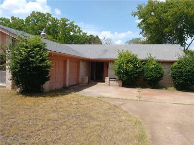 Single Family Home For Sale: 3412 Eldorado Trl