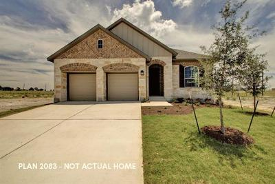 Hays County, Travis County, Williamson County Single Family Home For Sale: 8513 Moccasin Path