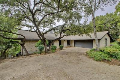 Travis County, Williamson County Single Family Home For Sale: 3801 Laurel Ledge Ln