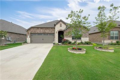 Round Rock Single Family Home For Sale: 8045 Mozart St