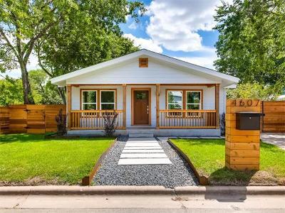 Single Family Home Pending - Taking Backups: 4607 Sara Dr