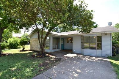 Single Family Home For Sale: 2509 Perkins Dr