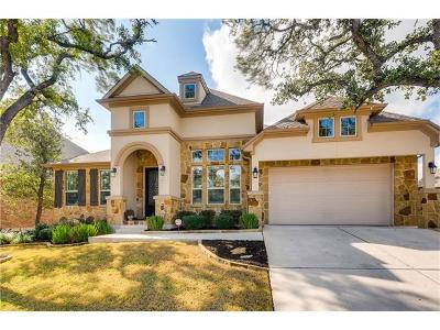 Travis County Single Family Home Pending - Taking Backups: 8725 Whispering Trl