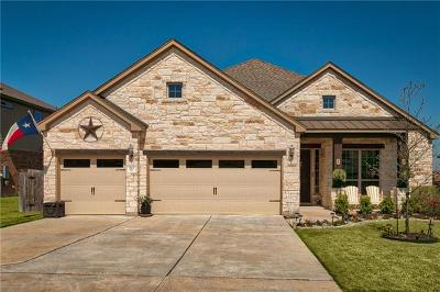 Pflugerville Single Family Home For Sale: 712 Carillion Dr