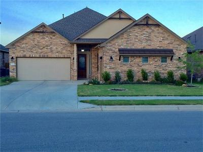 Leander Single Family Home For Sale: 2232 Julia Ln