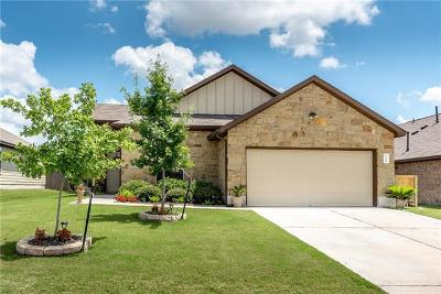 Hays County Single Family Home For Sale: 126 Painted Desert Ln