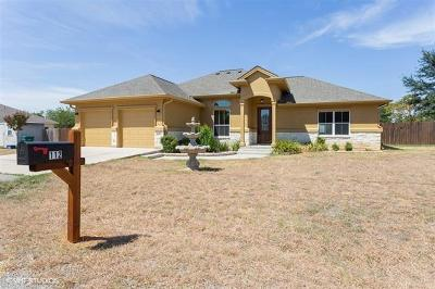 Single Family Home For Sale: 112 Oakwood Dr