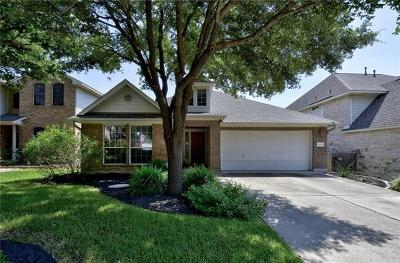 Austin Single Family Home For Sale: 1604 Maize Bend Dr