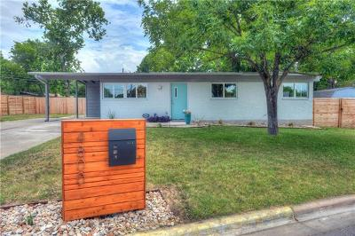 Single Family Home For Sale: 4800 Filey Cv