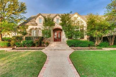 Austin Single Family Home For Sale: 1632 Resaca Blvd