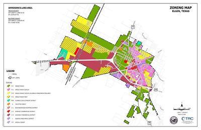 Elgin Residential Lots & Land For Sale: 219 N Avenue J