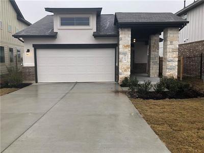 Leander Single Family Home For Sale: 113 Shearwater Ln