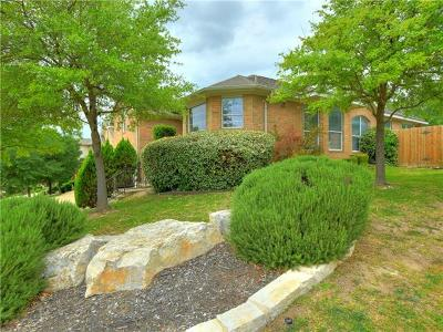 Austin Single Family Home For Sale: 12600 Appaloosa Chase Dr
