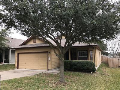 Austin Single Family Home Pending - Taking Backups: 9103 Meridian Oak Ln