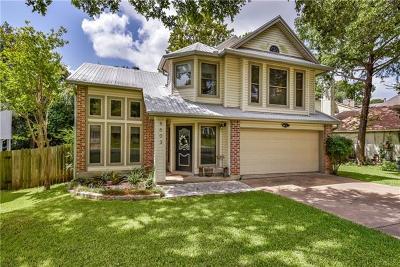 Travis County Single Family Home Pending - Taking Backups: 6603 Corpus Christi Dr