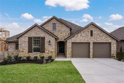Lago Vista Single Family Home For Sale: 7913 Turnback Ledge Trl